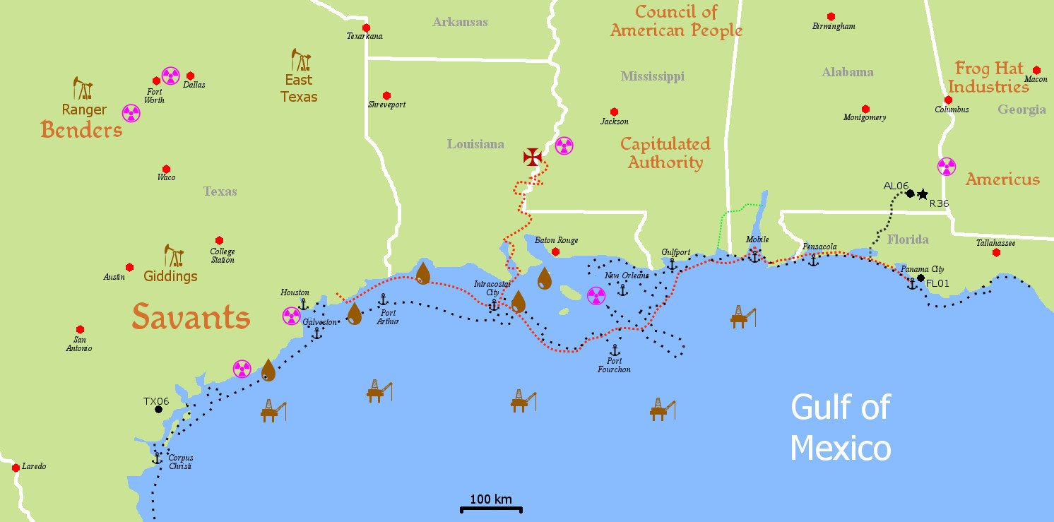 Gulf Coast Refinery Map Pictures to Pin on Pinterest PinsDaddy